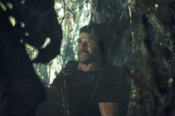Mark (Frank Grillo) in Beyond Skyline