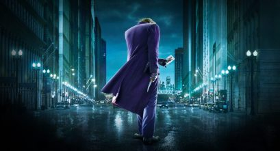 Heath Ledger este The Joker in The Dark Knight Rises