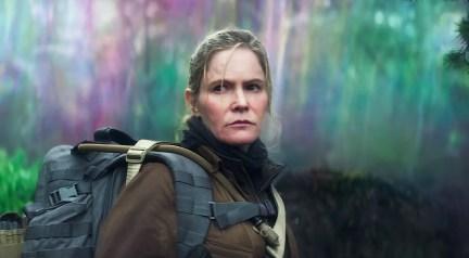 Annihilation (2018) Jennifer Jason Leigh