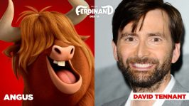 Ferdinand (2017) Angus: David Tennant