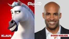 Ferdinand (2017) Klaus: Boris Kodjoe