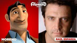 Ferdinand (2017) Morena: Raul Esparza