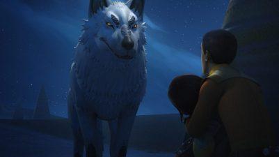 LOTH WOLF, EZRA BRIDGER