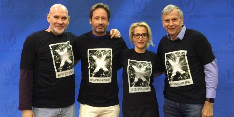 Distributia Serialului The X-Files