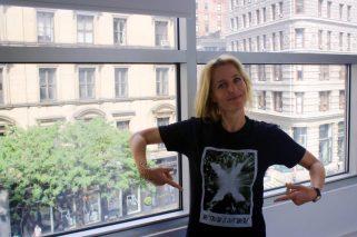 Gillian Anderson (Dana Scully)