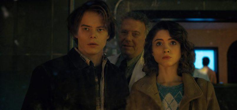 Stranger Things Sezonul 2 (2017) Charlie Heaton, Natalia Dyer