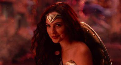 Justice League: Wonder Woman