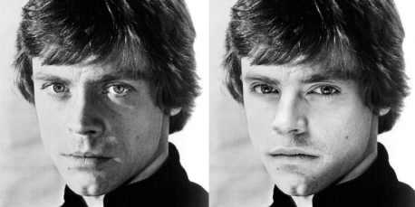 Sebastian Stan ca si Luke Skywalker