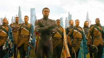 Avengers: Infinity War - Black Panther Wakanda