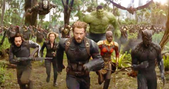 Avengers: Infinity War - The Super-Team