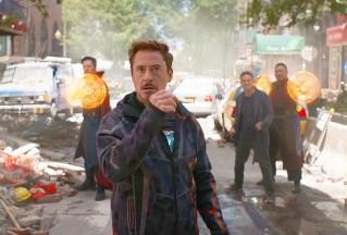 Avengers: Infinity War - Tony Stark