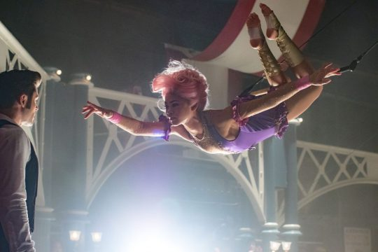 THE GREATEST SHOWMAN: Zac Efron si Zendaya