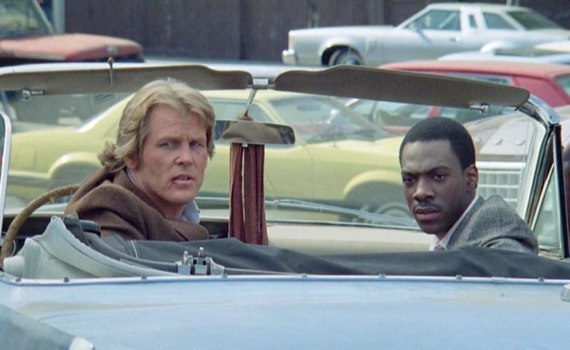 Eddy Murphy si Nick Nolte in filmul 48 HRS