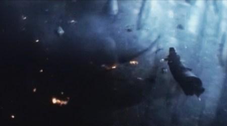 The Last Jedi: Leia In Space