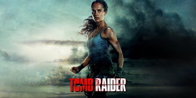 TOMB RIDER (2018)
