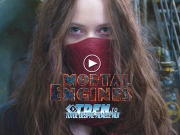 Primul Trailer MORTAL ENGINES Noua Sagă Fantastică A Regizorului PETER JACKSON