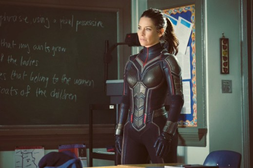 ANT-MAN AND THE WASP: The Wasp/Hope van Dyne (Evangeline Lilly)