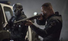 Will Smith şi Joel Edgerton in BRIGHT (2017)