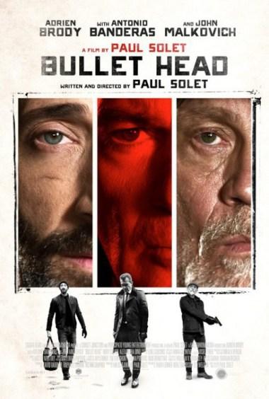 Poster Bullet Head