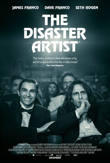 Poster The Disaster Artis