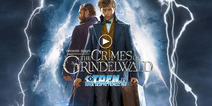 Primul Trailer FANTASTIC BEASTS 2: THE CRIMES OF GRINDELWALD