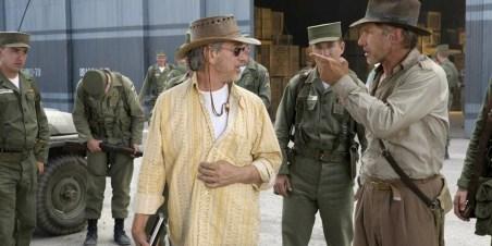 Steven Spielberg și Harrison Ford: Indiana Jones și Regatul Craniului De Cristal