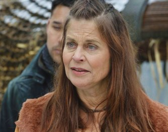 Linda Hamilton 2017