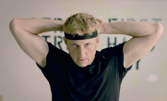 Continuă Saga KARATE KID: William Zabka