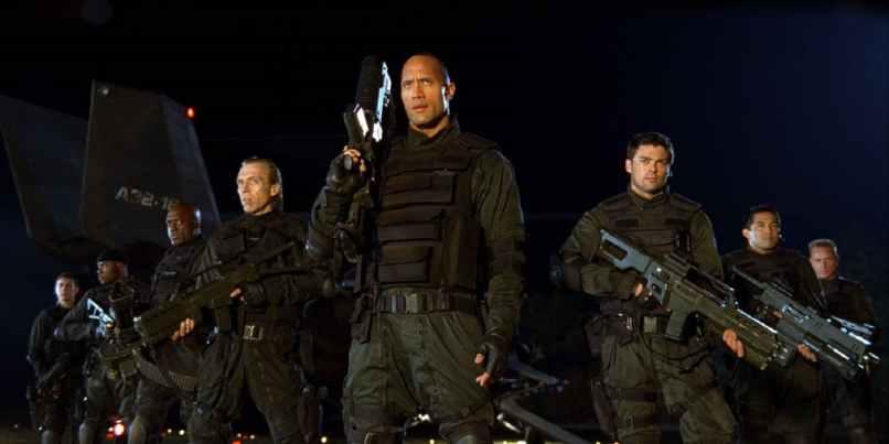 Doom, a avut parte şi de o adaptare cinematografică în 2005, un film în care au jucat Dwayne Johnson și Karl Urban.