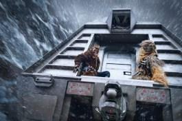 Han Solo si Chewbacca