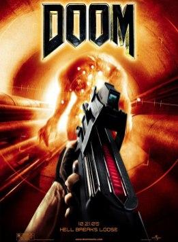 Poster Doom (2005)