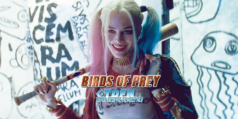 CATHY YAN Va Regiza Filmul HARLEY QUINN BIRDS OF PREY Cu MARGOT ROBBIE