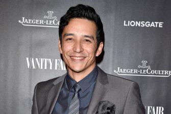Actorul Gabriel Luna
