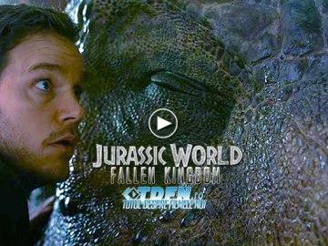 JURASSIC WORLD 2: FALLEN KINGDOM Ne Îngrozeşte Cu Un Trailer Final Exploziv