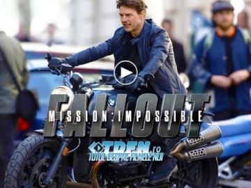 MISSION IMPOSSIBLE - FALLOUT: Noul Trailer Dezlănţuie Acţiune Fantastică