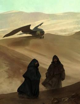 Dune Concept Art