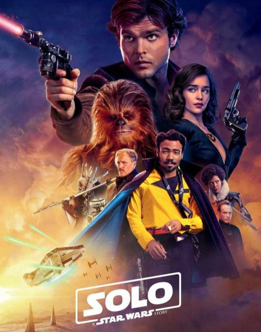 Poster Solo: A Star Wars Story