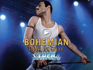 Primul Trailer BOHEMIAN RHAPSODY: Filmul Despre Formaţia QUEEN Şi FREDDIE MERCURY