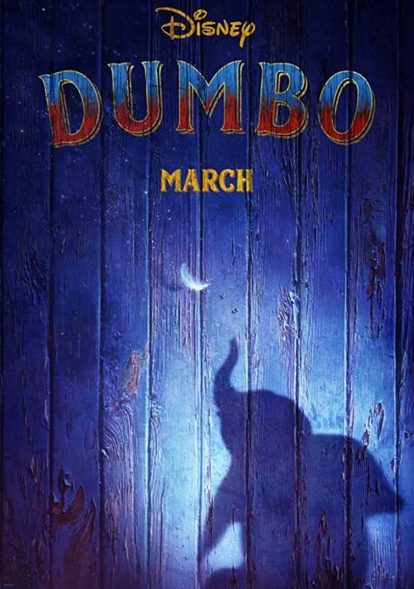 Poster Dumbo (2019)