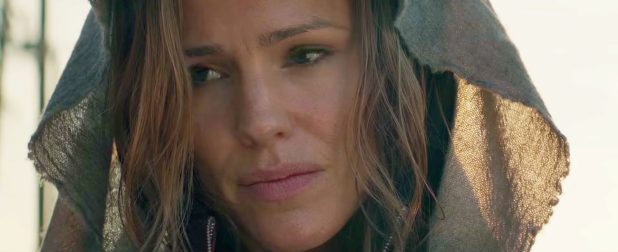 Jennifer Garner (Riley) în Peppermint (2018)