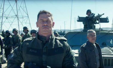 John Cena în filmul BumbleBee (2018)