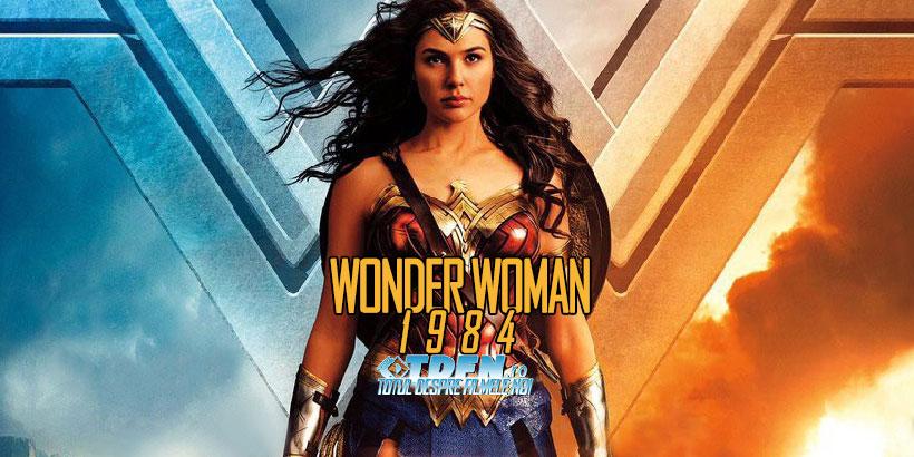 WONDER WOMAN 2: Clipuri De La Filmări Ne Arată Cât De Rapidă Este Super-Eroina