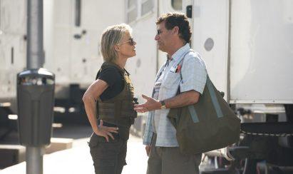 Terminator 6: LINDA HAMILTON În Rolul Sarah Connor