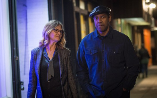 The Equalizer 2: Melissa Leo, Denzel Washington