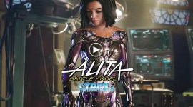 Trailerul Nou ALITA: BATTLE ANGEL Prezintă Mai Multă Acţiune Cu Cyborgii Din Viitor