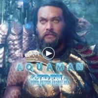 Primul Trailer AQUAMAN Dezvăluie O Lume Uimitoare Subacvatică