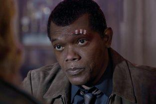 CAPTAIN MARVEL: Nick Fury (Samuel L. Jackson)