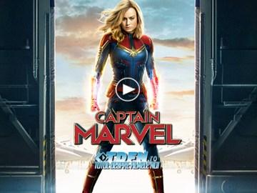 Primul Trailer CAPTAIN MARVEL Trimite Cel Mai Puternic SuperErou În Acțiune