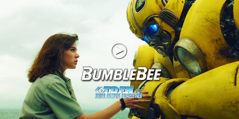 Noul Trailer BUMBLEBEE Prezintă Bătălia Transformerilor Din Trecut