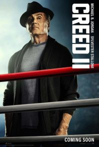 Poster CREED II - Sylvester Stallone